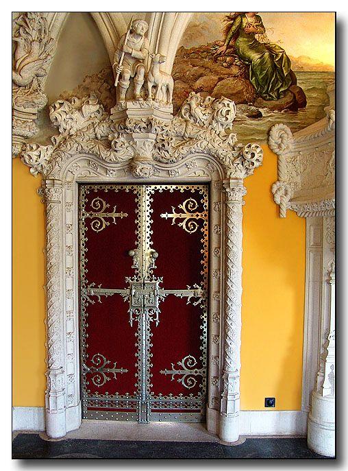 317 best images about windows doors on pinterest for Rachel s fairy doors