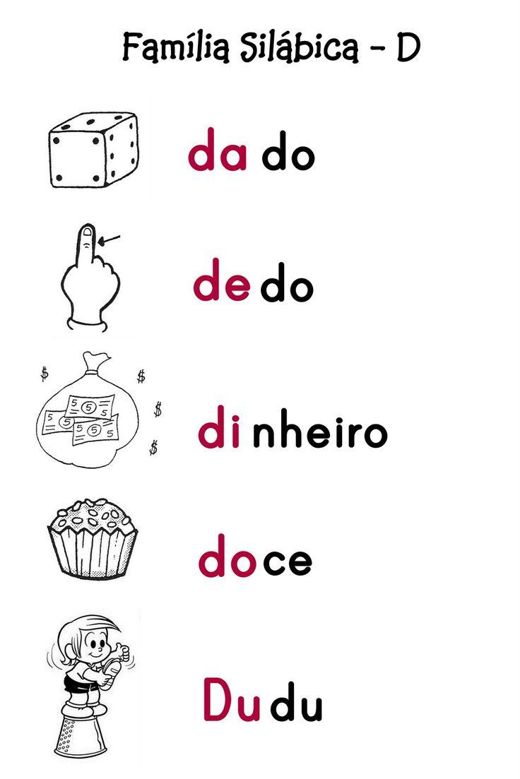 Estou preparando um silabário bem legal para compartilhar com vocês que sempre me visitam.  Vou postar aos poucos. Hoje, começo pelas letras...