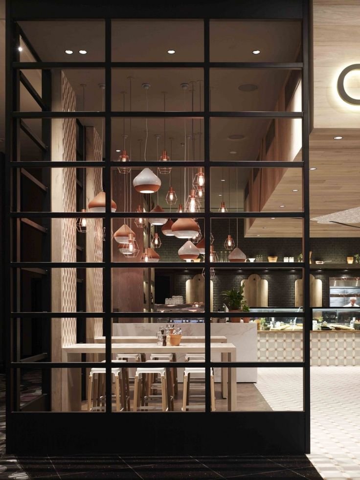Design Cotta Cafe By Mim Wooden Interior