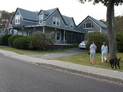 VRBO.com #458843 - Goose Rocks Beach  Spacious 5 BR, Steps from Beach, Sunny, Big Porches