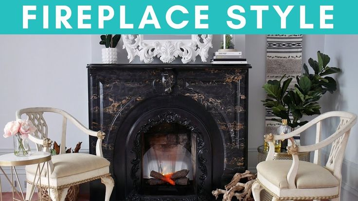 FIREPLACE STYLE with a DIMPLEX Electric Fireplace Insert