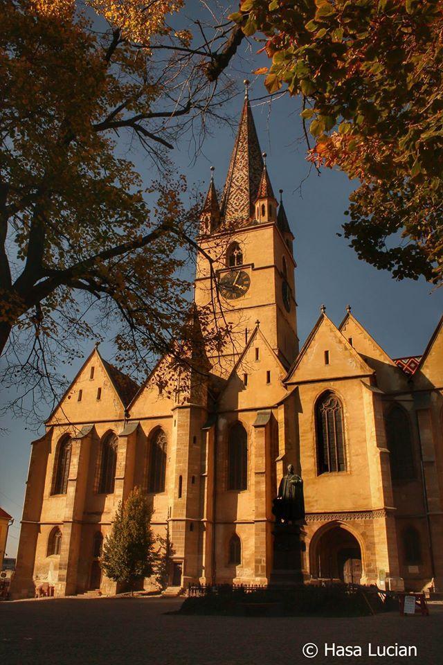 Sibiu - Catedrala evanghelica