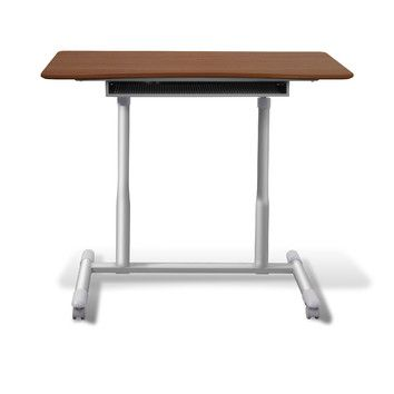 Unique Furniture 200 Collection Ergonomics Height Adjustable Standing Desk & Reviews   AllModern