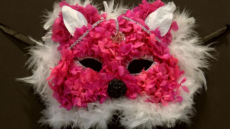 NewCa.com: 2016 Canada Blooms. Toronto Flower Show. Masks @Canada Blooms #canadablooms2016 #canadablooms #flowers #florist #plants  #blossom #bloom #blooms gardening #flowerparty #gardens  #Spring #Bouquet #picnic #party #flowermasks