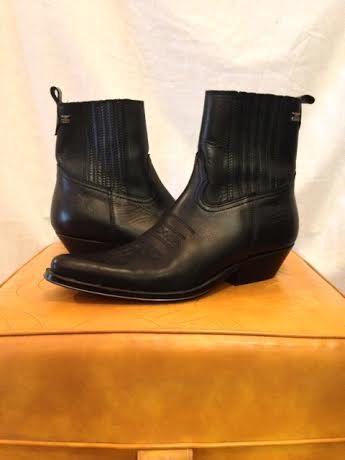 Vintage Joe Sanchez cuban heel  boots by MissPreloveVintage, $89.00