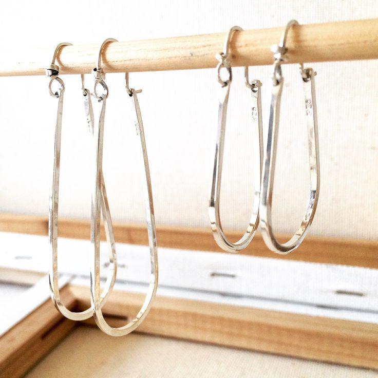 In Your Face Hoop Earring by Joy Annett Designs