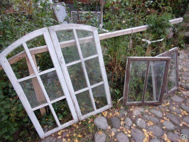 4 st fönster bågar 2 par | Södermanland