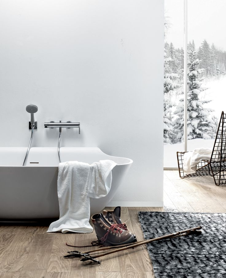 The SCOOP bathtub, already awarded with the Red Dot Award: Product Design in 2007, is a unique, seduptive sculpture for the modern bathroom: a perfect balance between ergonomics and emotion. Discover more on it.pinterest.com/falperdesign
