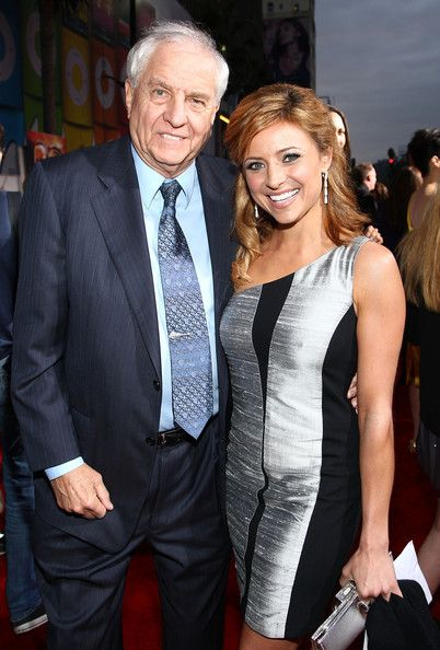 "Christine Lakin Photos Photos - Actor Garry Marshall and actress Christine Lakin arrive at the premiere of Walt Disney Pictures' ""Race to Witch Mountain"" held at the El Capitan Theater on March 11, 2009 in Hollywood, California.  (Photo by Alberto E. Rodriguez/Getty Images) * Local Caption * Garry Marshall;Christine Lakin - Premiere Of Walt Disney Pictures' ""Race To Witch Mountain"" - Arrivals"