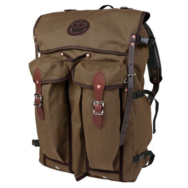 Bushcrafter Pack - Backpacks - Outdoor | Made in USA | Guaranteed For Life | Duluth Pack