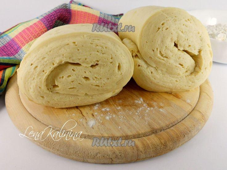 Быстрое слоеное дрожжевое тесто (рецепт с фото) | RUtxt.ru