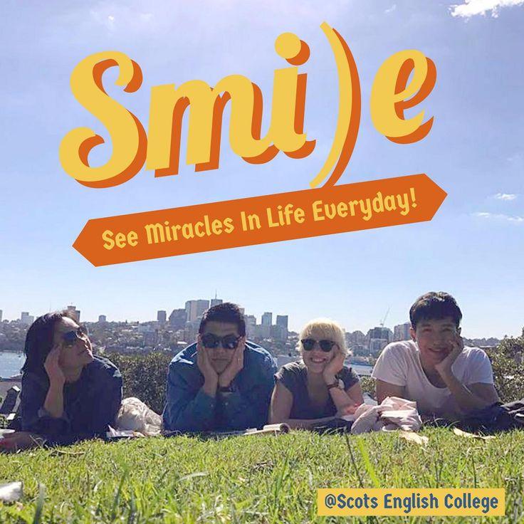 ~ Fighting ~ everyday SMILE  #Smile #SmileMore