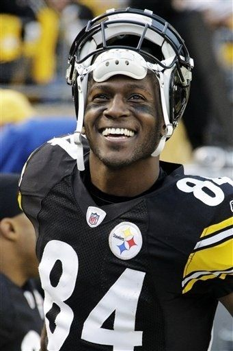 Antonio Brown.
