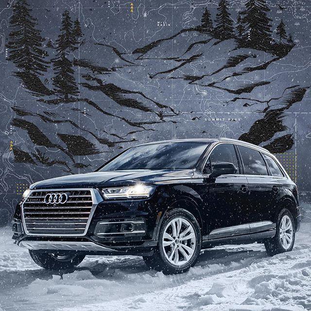 Ready Set Snow Quattro Audiq7 Regram Via Generated Audi