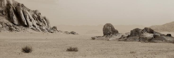 Fine Art Landscape Photography | Koos van der Lende Simplicity within a non-conventional format.