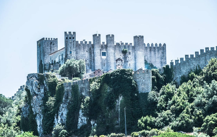 Staying in a #castle? Check. #Pousada de Óbidos http://www.pousadas.pt