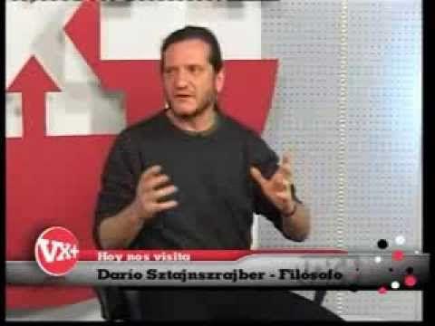 ▶ VXM 02x15 - Aprendiendo A Pensar - Darío Sztajnszrajber - YouTube