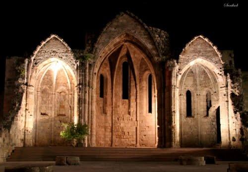 Church of the Virgin of the Burgh by D.N. Koskinas
