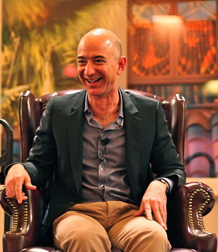 Jeff Bezos - He's the reason your mom spends $5000 per month shopping online (stock: AMZN)