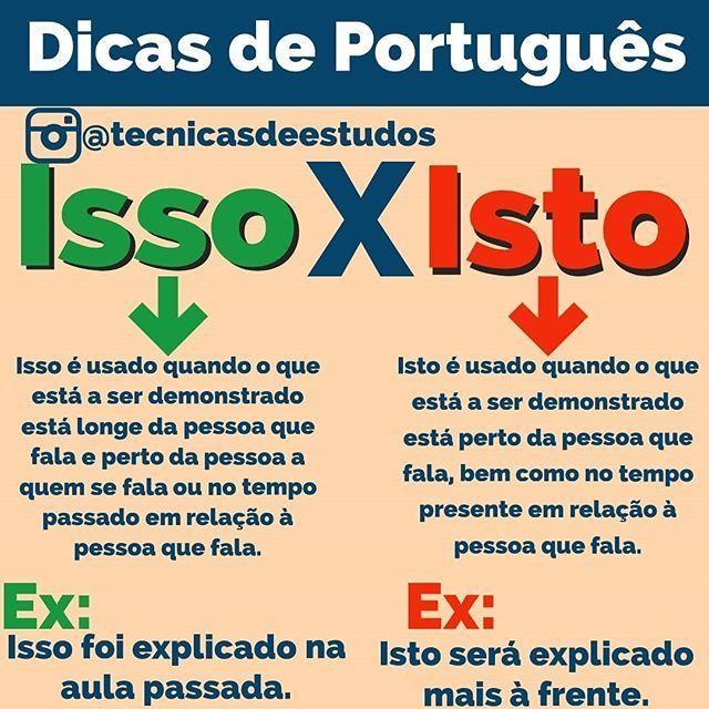 Pin De Laura Arenhart Em Livro Dicas De Portugues Dicas De