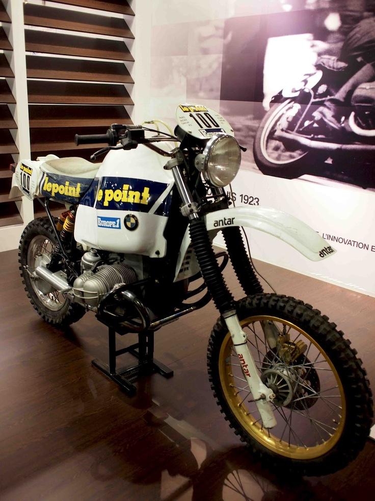 BMW Paris Dakar 1983