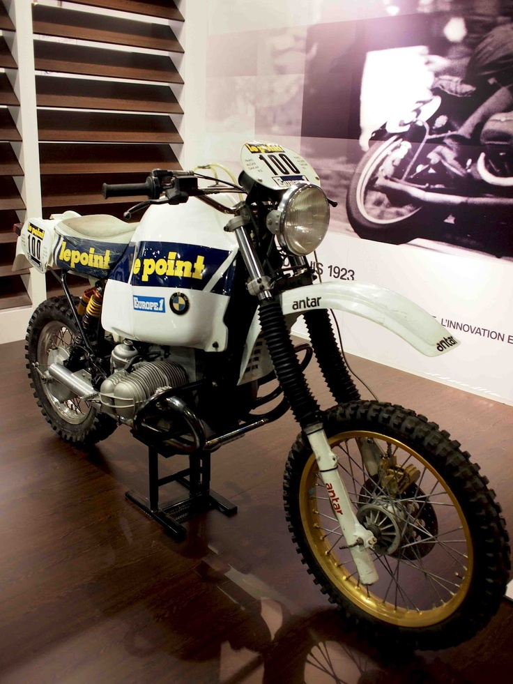 BMW Paris Dakar 1983