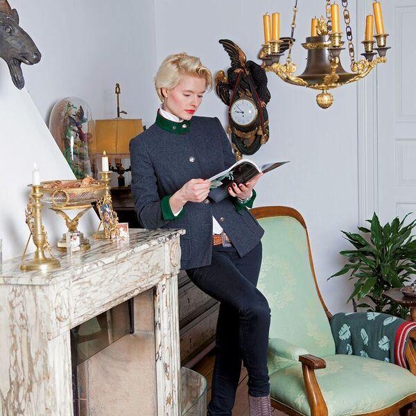 VON DOERNBERG - MUNICH: exklusive Town- and Country Mode für Menschen die dieselbe Begeisterung für Tradition, Schönheit, Natur und Lebensgefühl teilen.