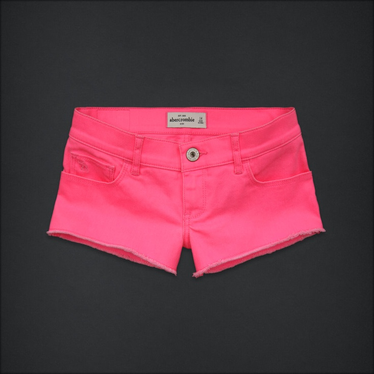 abercrombie kids - Shop Official Site - girls - summer legs - shorts - fallon