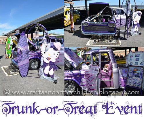 13 best Fall Fest ideas images on Pinterest Halloween prop, Fall - halloween decorated cars