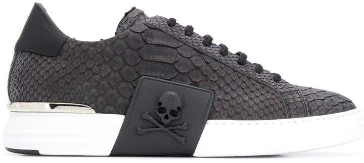 Philipp Plein low top Sneakers   Обувь и Кеды