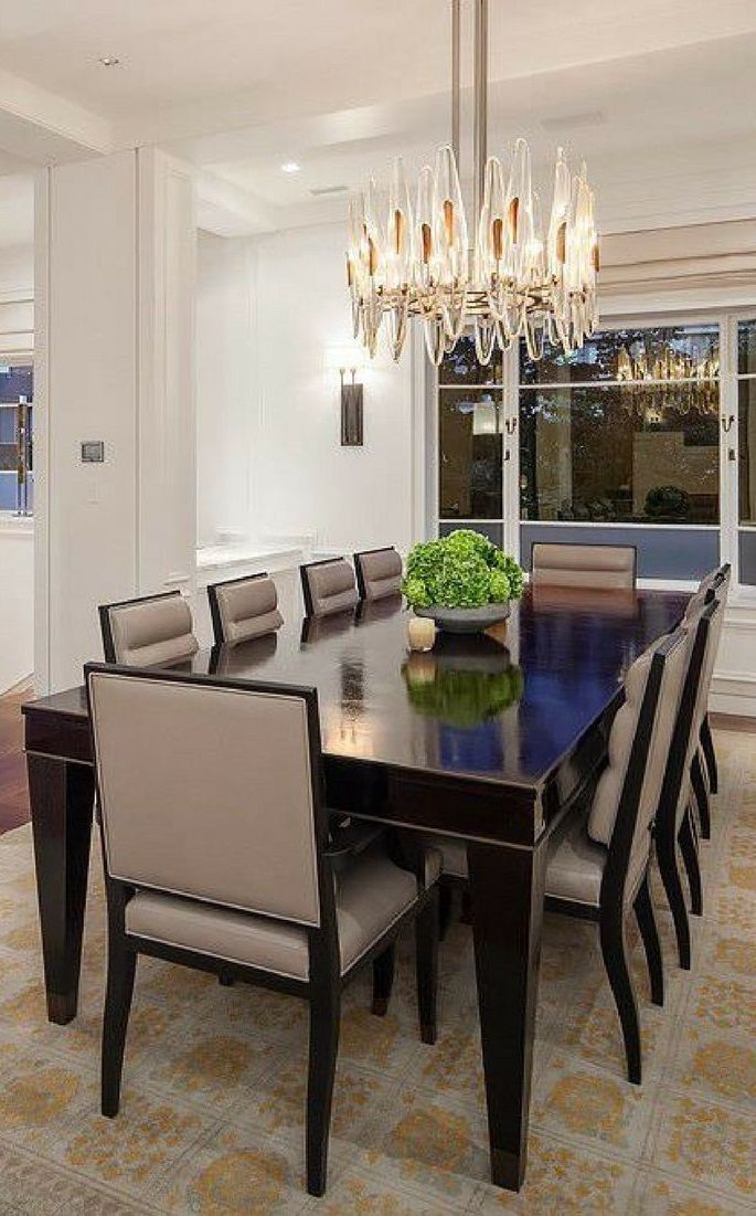 Semi Formal Beautiful Dining Room Design Beautiful Dining