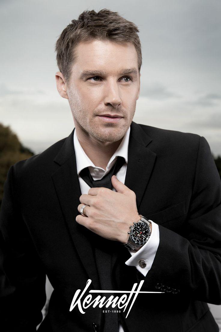 Simon Jones. Actor in the Greenstone