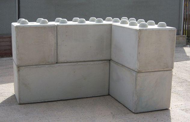 11 Best Concrete Bunker Blocks Images On Pinterest