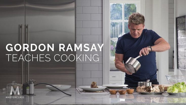 Gordon Ramsay Teaches Cooking   Official Trailer