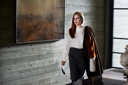 Review: Nocturnal Animals Brutality Between the Pages and Among the Fabulous