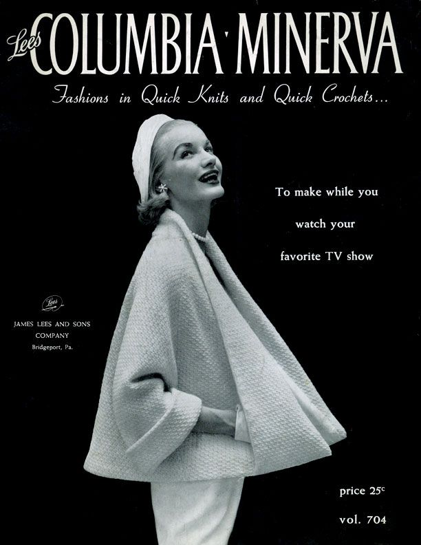 free knitting and crochet patterns vintage and retro
