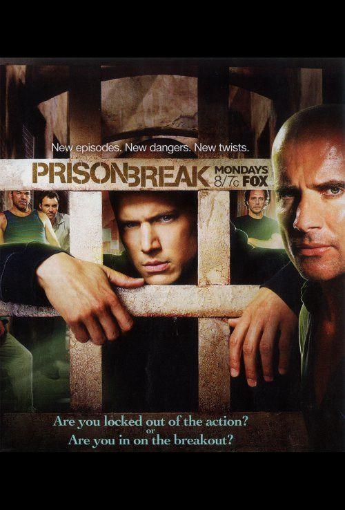 Prison Break 11x17 TV Poster (2005)
