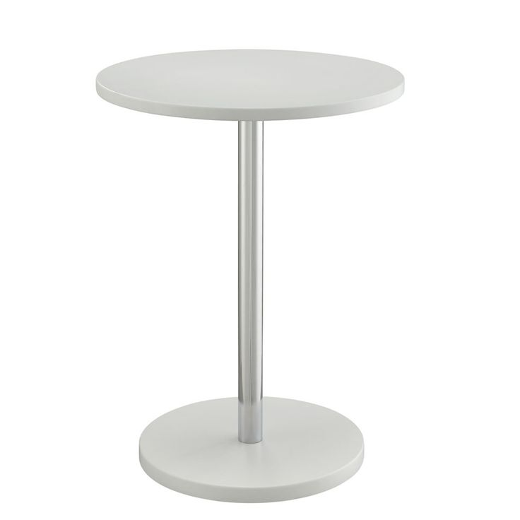 Lowest price on Carolina Chair & Table Gavin White Side Table 1723-WHT. Shop today!