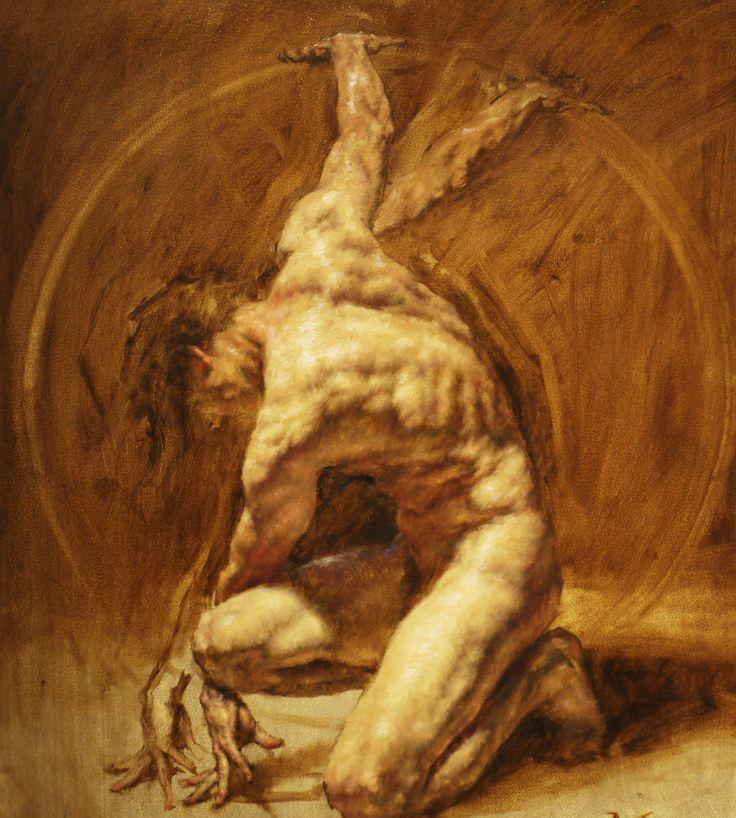 Spilt Milk | Robert Liberace Painter/Anatomist/sculptor that...