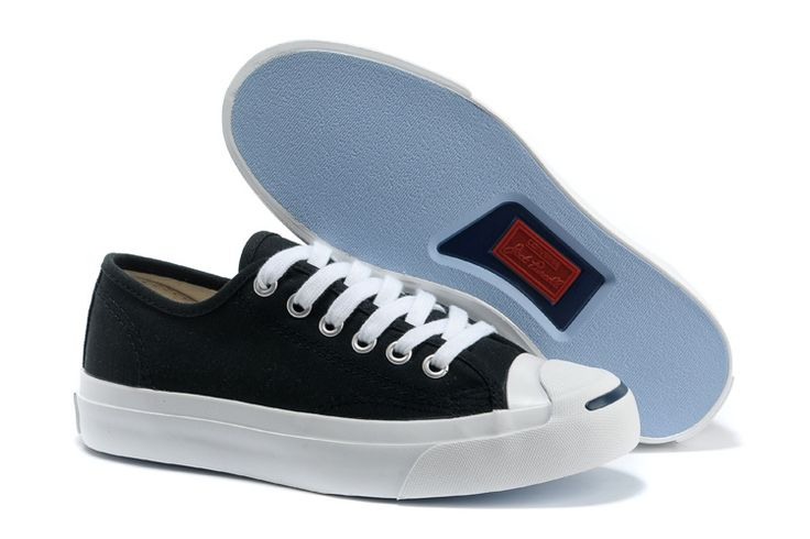 Converse Women Jack Purcell - LTT series All black