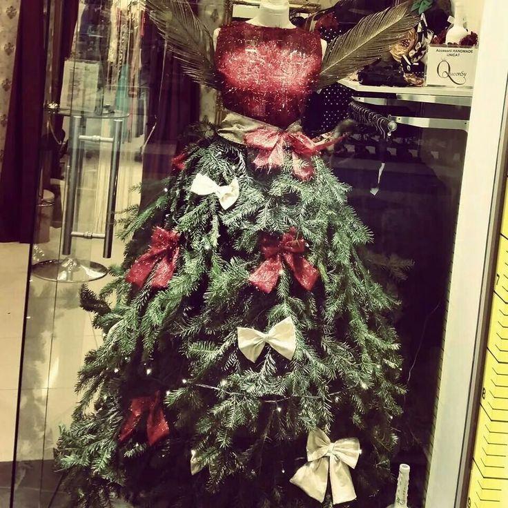 #Queensy Boutique, Cluj, Polus Center, Unic design, dresses, Christmas, 2014 - 2015