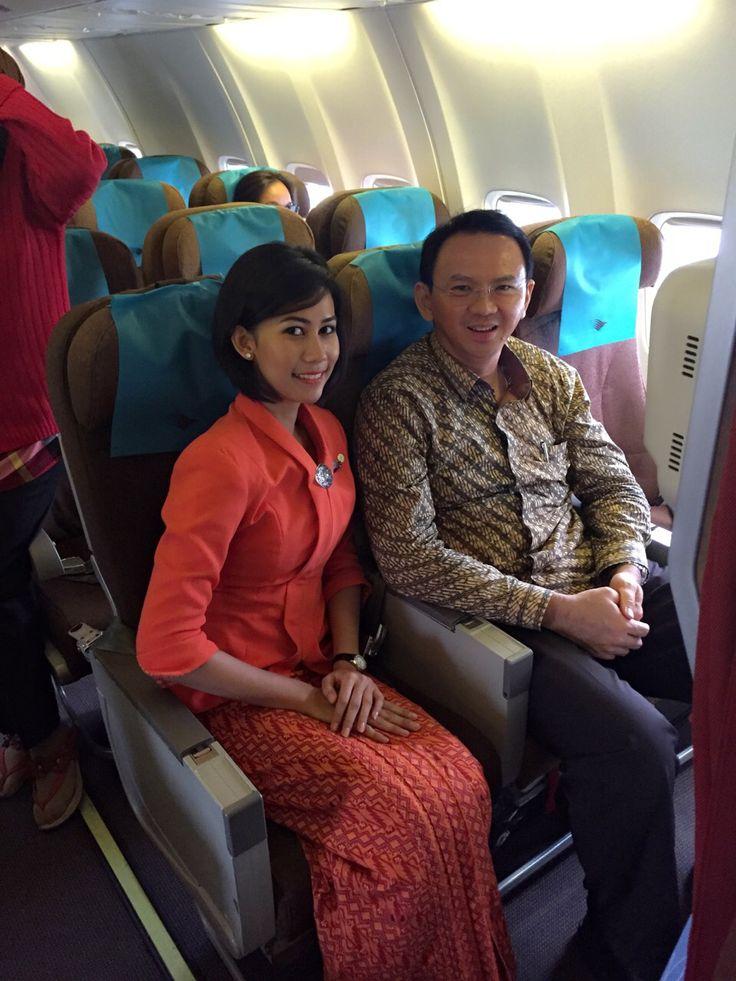 With Basuki Cahya Purnama / Ahok