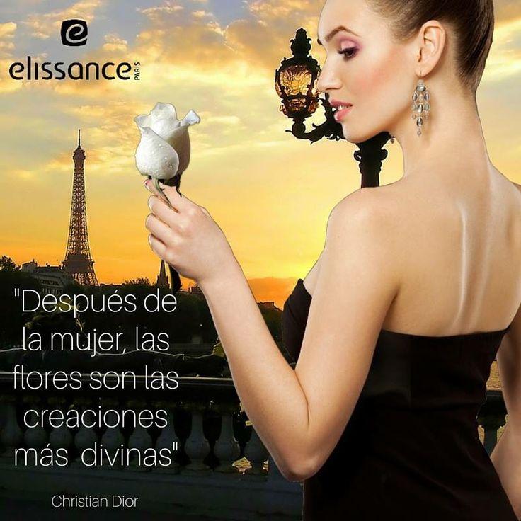 #mujer #MujerElissance #flores #belleza #paris #elissanceparis #makeup #makeupartist #colombia #proteccion #natualbeauty