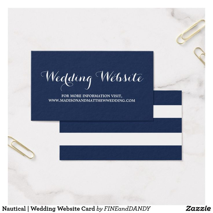 34 best Wedding Business Cards images on Pinterest   Business ...