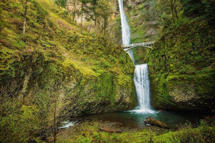 La Gorge du Columbia et ses chutes d'eau : Les sites incontournables de l'Ouest américain - Linternaute