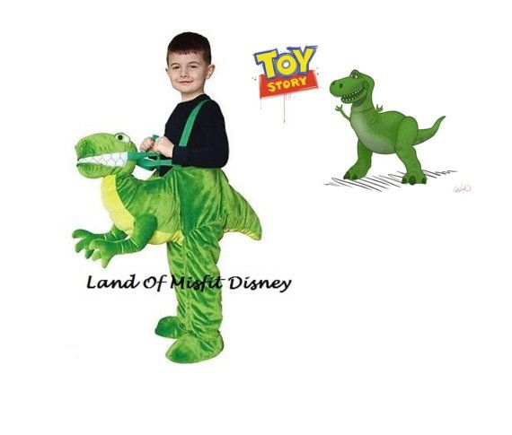 21 Awesome Rex Dinosaur Costume Toy Story Images Dinosaurio