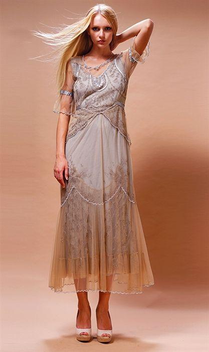 Nataya Vintage Dresses - RP Dress