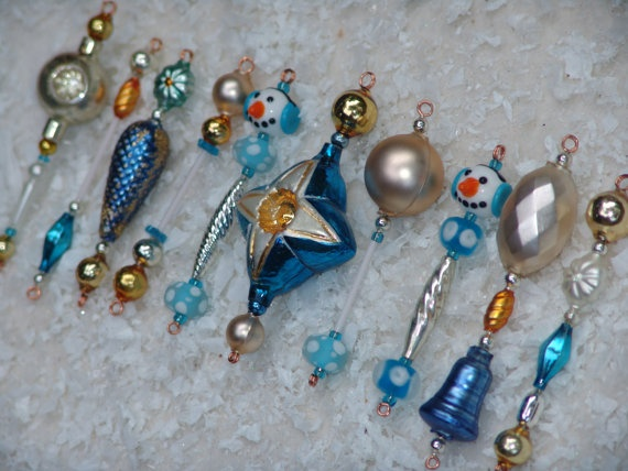 X Glass Bead
