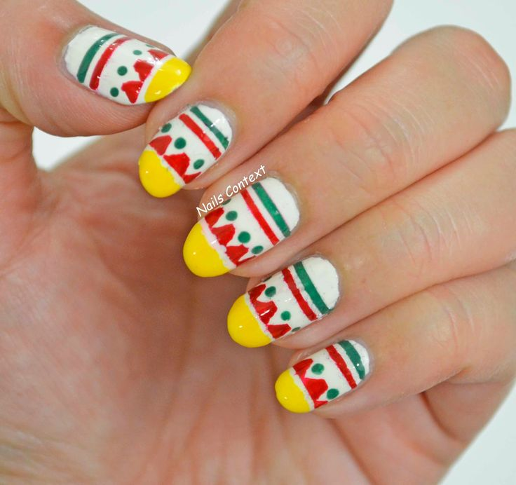 The 25 best mexican nails ideas on pinterest skull nails art nails context cinco de mayo nails for the festives notd nailsart nailart mexican prinsesfo Image collections