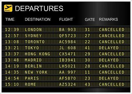 Flight Tracker - Track Flights Realtime | Flight Status
